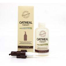 Calmia Oatmeal Therapy Cleansing Oil - Гидрофильное масло с экстрактом масла овсянки 200мл