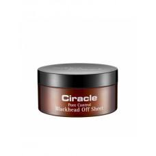Ciracle Pore Control Blackhead Off Sheet 50ml 35ea - Салфетки для удаления черных точек 50мл 35 шт.
