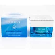 Deoproce Special Water Plus Cream 50ml - Глубоко-увлажняющий крем для сухой кожи 50мл