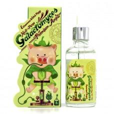 Elizavecca Witch Piggy Hell-Pore Galactomyces Premium Ample - Восстанавливающая сыворотка на основе экстракта дрожжевых грибков 50мл